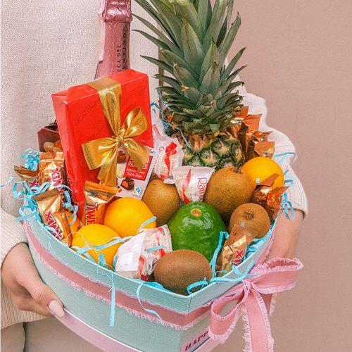 Вкусный сладкий букет купить в Бресте