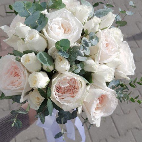 Купить букет невесты в Бресте