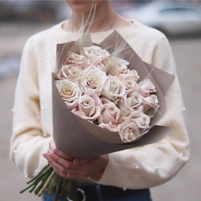 Купить свежие розы в Бресте
